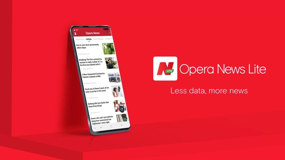 What is Opera News Lite?