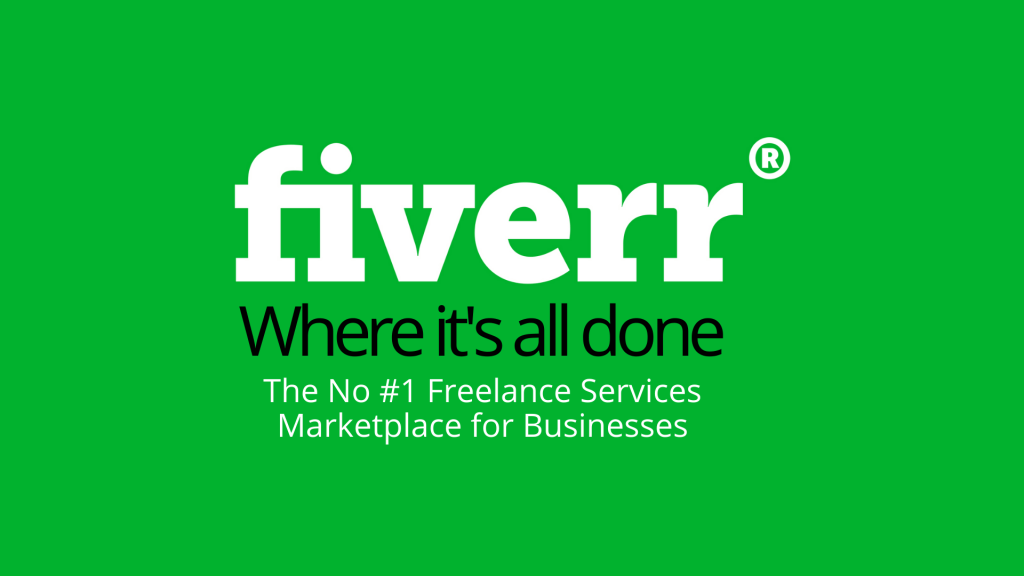 Fiverr | #1 Freelance Services Marketplace for Businesses