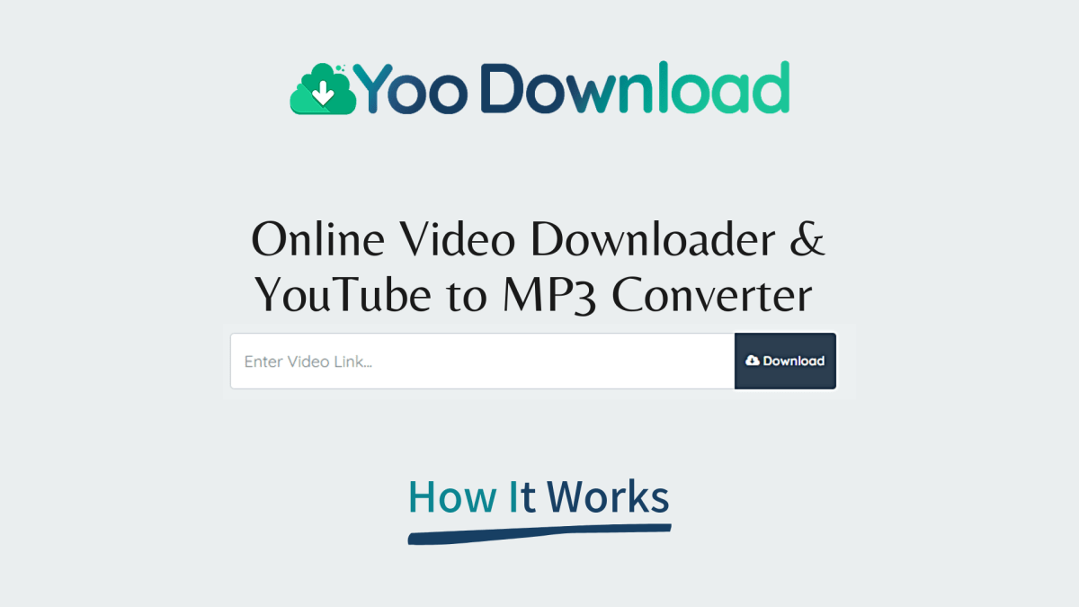 How YooDownload Works