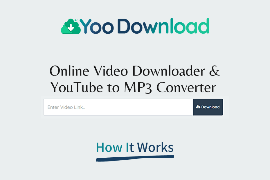 How YooDownload Works