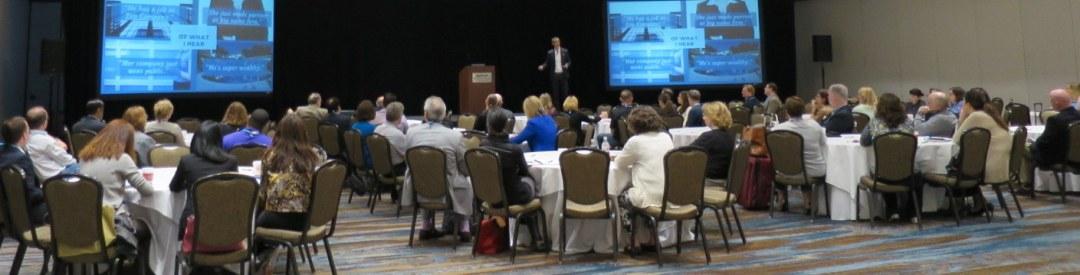 Joseph delivers closing keynote at Miami GMAC Leadership Conference