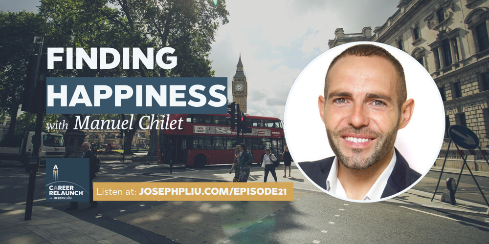 Finding Happiness with Manuel Chilet- CR021