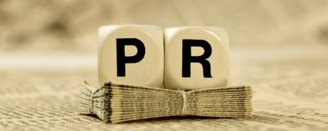 PR header
