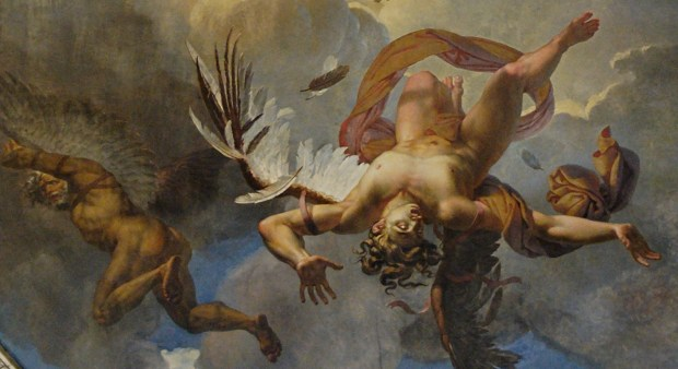 Image result for the fall of icarus blondel