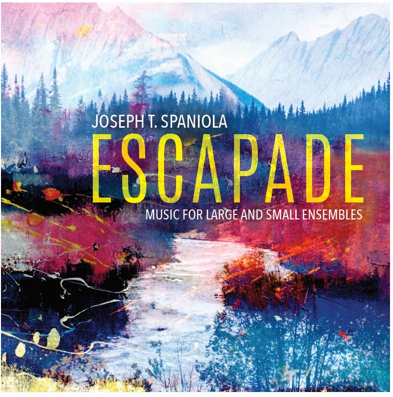 Escapade CD Cover