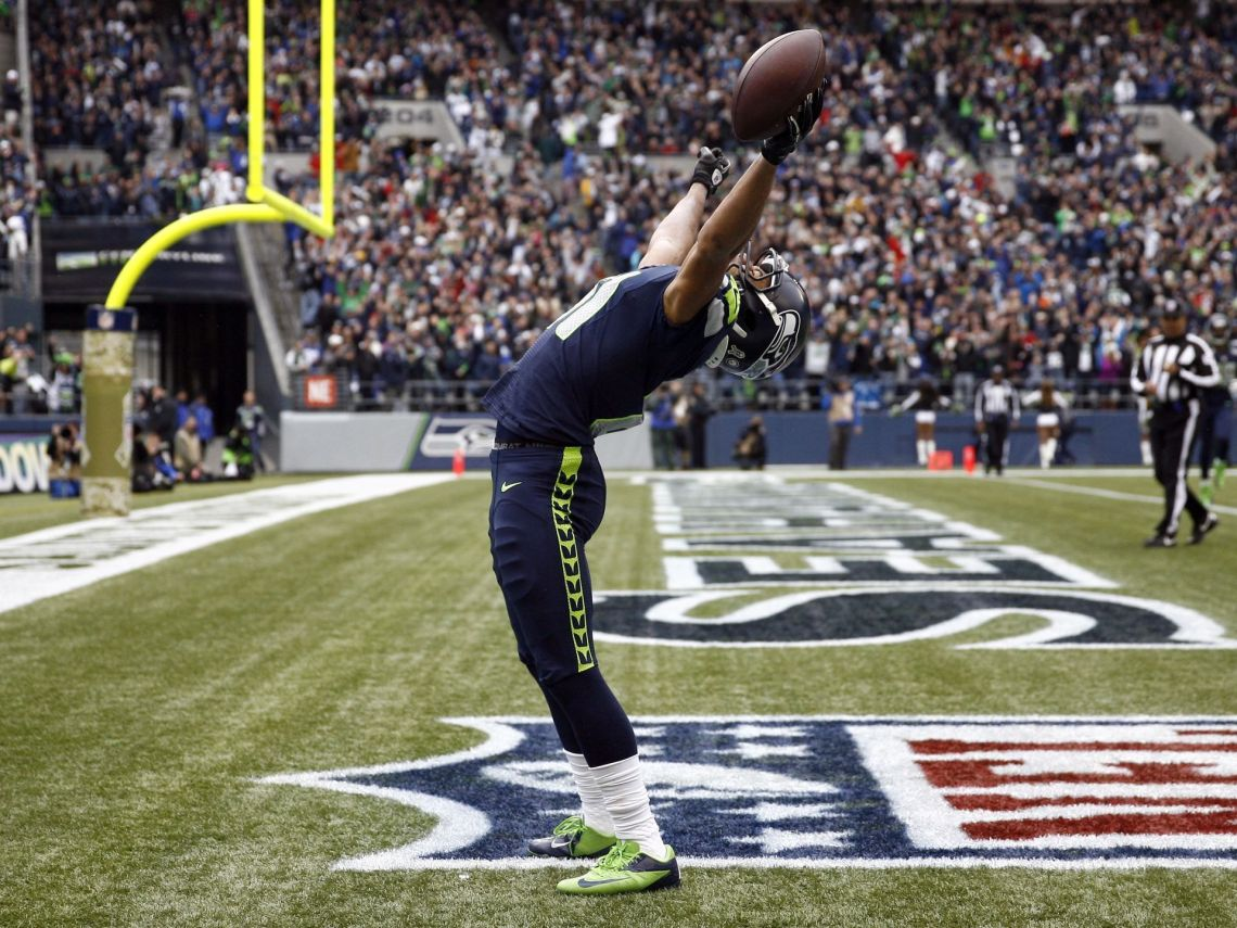 Seattle Seahawks - Golden Tate
