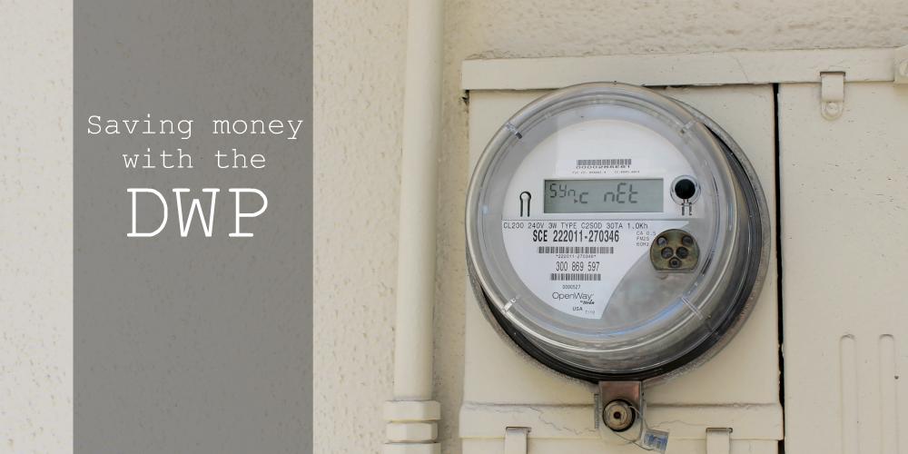 Money Saving Meter Programs from the DWP