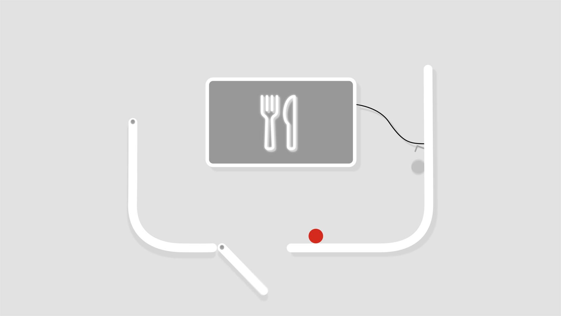 edenred ticket restaurant vídeo animación 2D