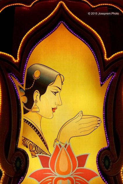 Welcoming Apsara