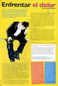 Articulo de la revista Expresion Joven - Julio 2009