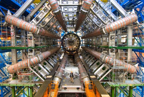 Large Hadron Collider 01