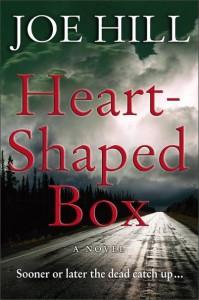 Joe Hill - Caja en forma de corazon