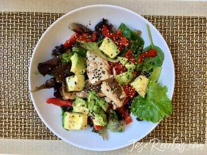 ensalada veraniega joserecetas.com