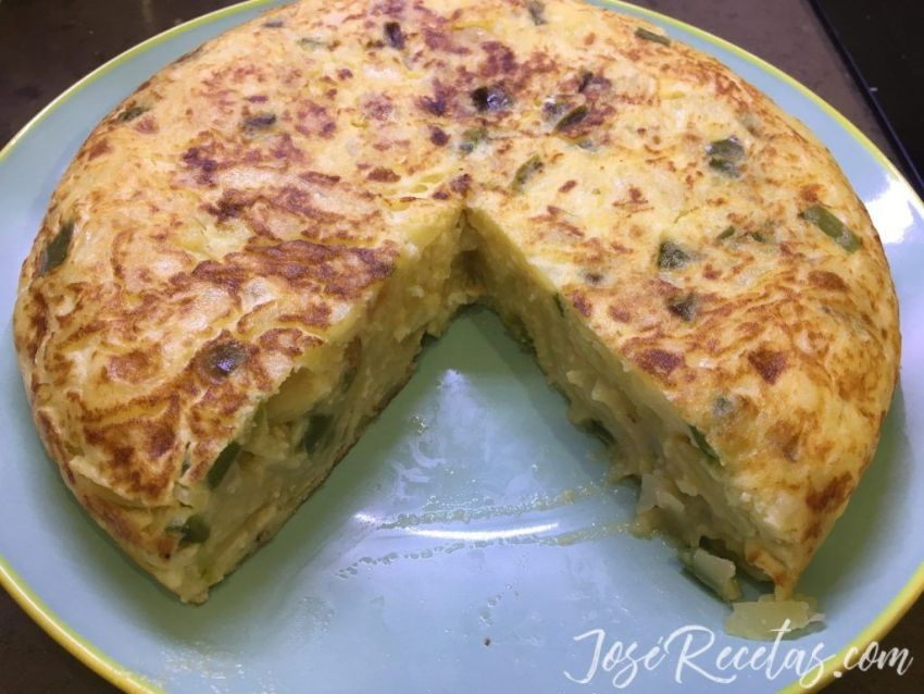 tortilla de joserecetas