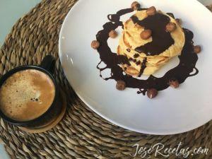 cafe y pancake