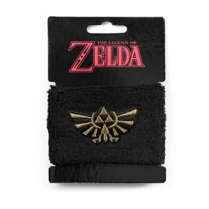 Muñequera de The Legend of Zelda