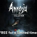 Amnesia Collection gratis por tiempo limitado