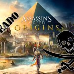 Crackean Assassin's Creed Origins