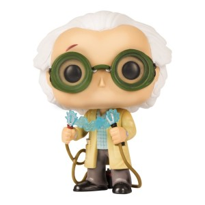 Dr. Emmett Brown POP! Movies: Back To The Future