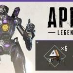 Consigue cofres y una Skin de Apex con Twitch Prime