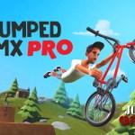 Pumped BMX Pro. Primer Stream patrocinado