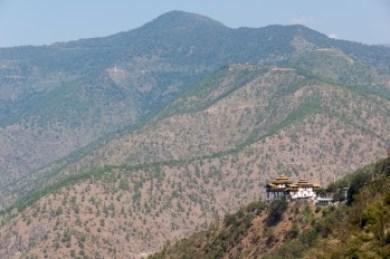 Eastern Bhutan Panorama.