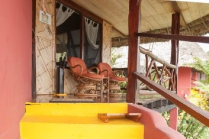 Ecuado - Napo Wilderness Lodge