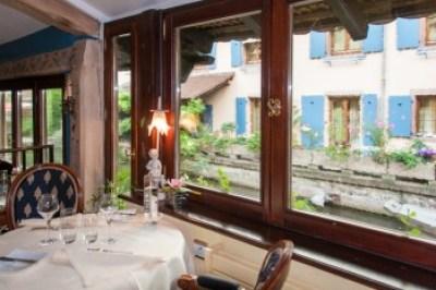 Alsace - Colmar fine dining.