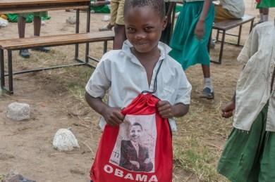 Masai schoolgirl
