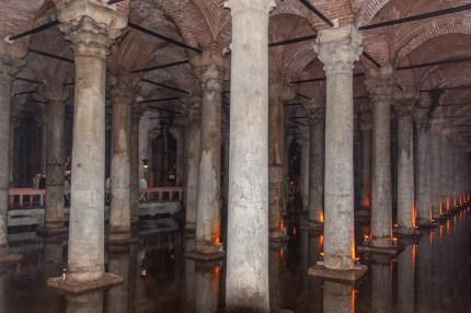 Istanbul Cistern Basilica