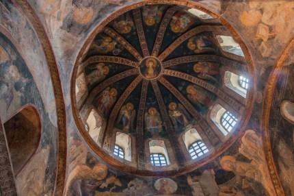 Istanbul Chora Museum.