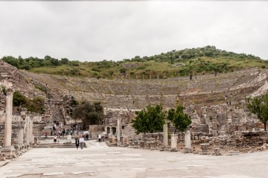 Turkey - Ephesus Greek Amphitheater
