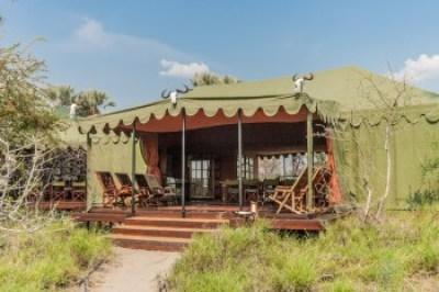 Botswana-Kalahari. Jack's Camp.