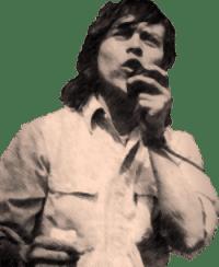 Jose Calderon student activist