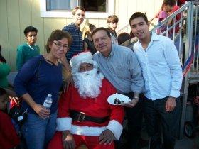 PEOC Christmas 2011