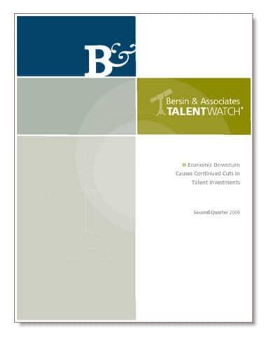 Bersin & Associates TalentWatch
