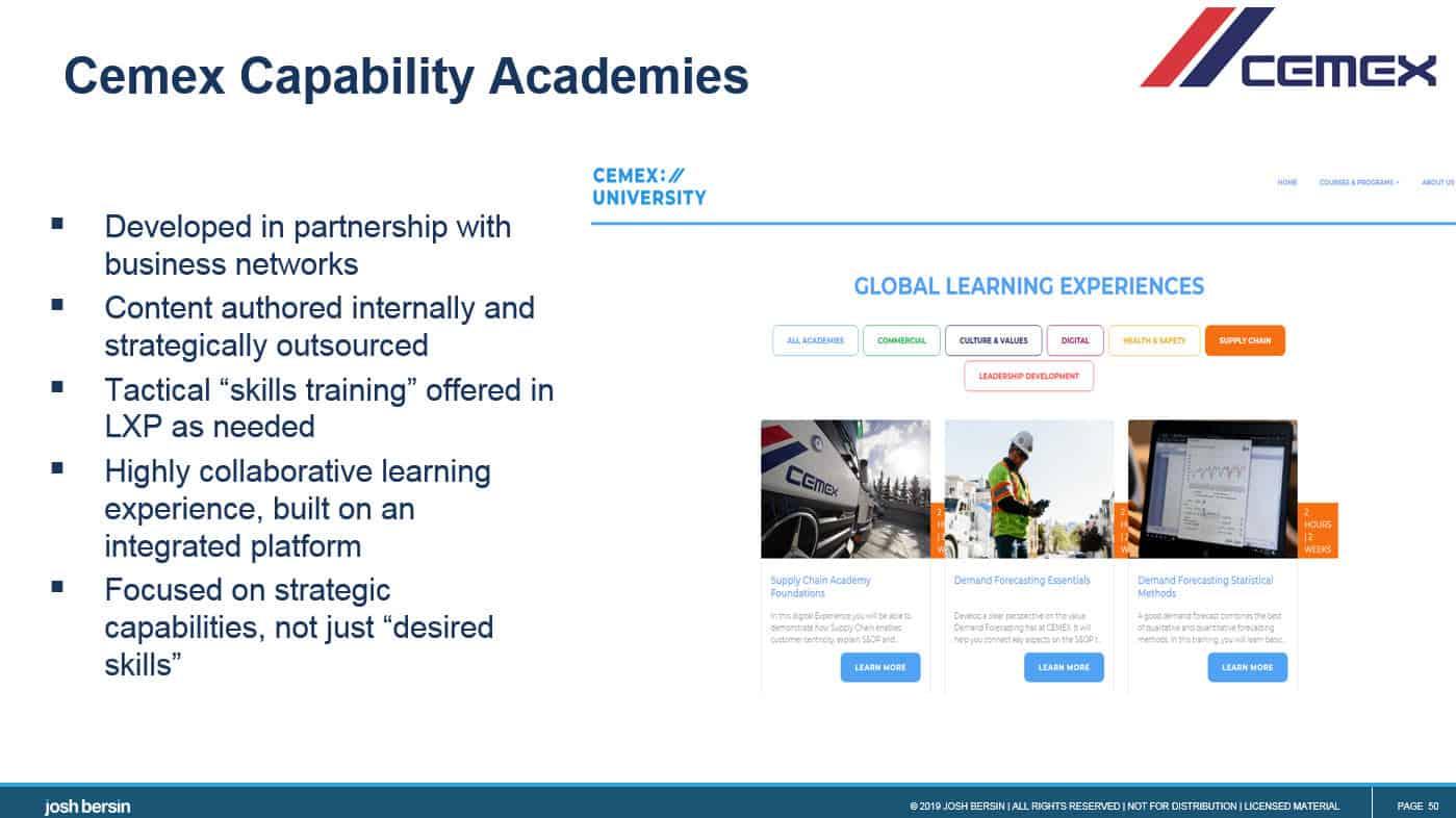 cemex supply chain academy safety
