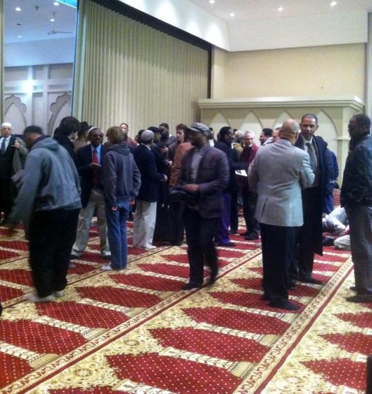 MasjidPrayerSpace