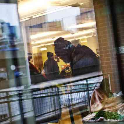 homelessness | Josh Bolinger