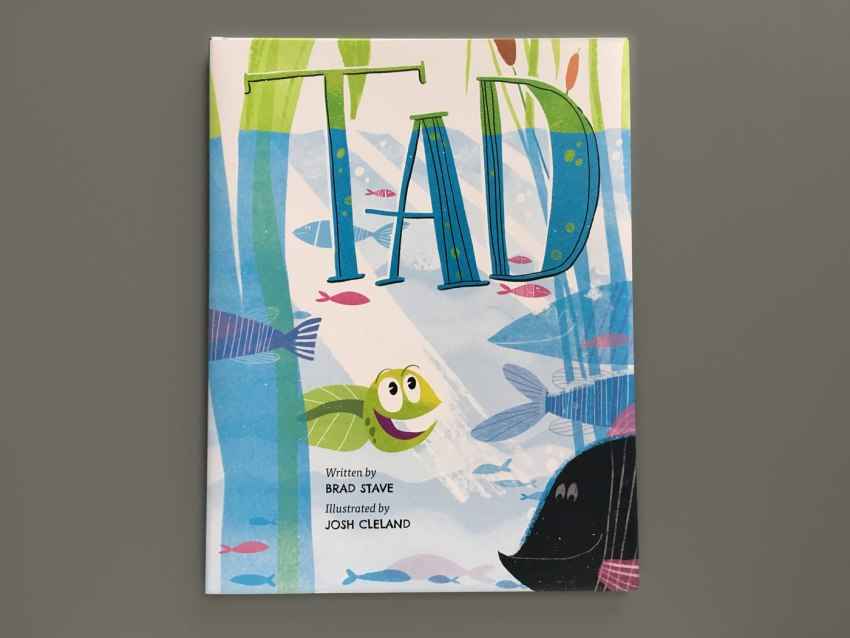 TAD the book now available!