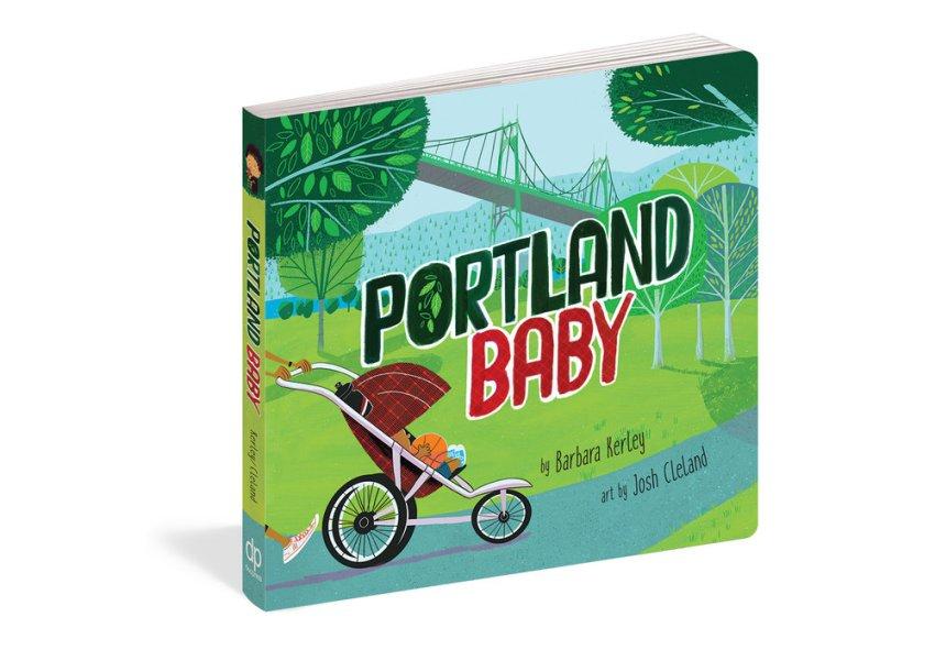 New Children's Book: Portland Baby!