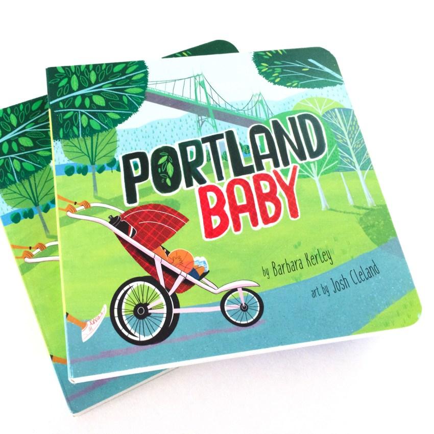 Portland Baby board book