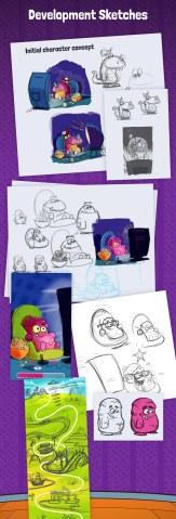 sound jelly sketches josh cleland