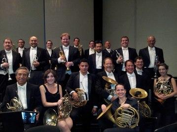Mahler 6 Brass Section - Monterrey, MX