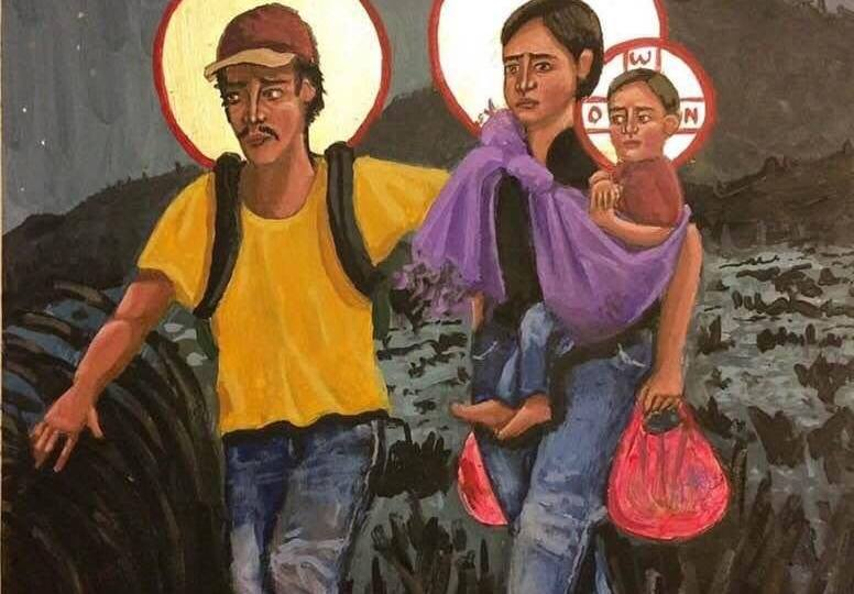 Immanuel and the Immigrants: Thoughts on the Absence of God in Western Society