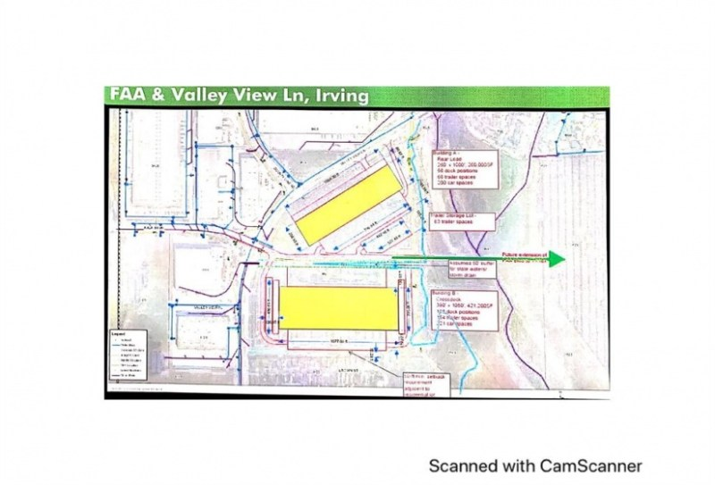 1501 Valley View Lane, Irving, Texas 75061, ,Lots & Acreage,For Sale,Valley View,14405170