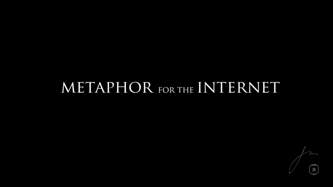 metaphor-for-the-internet