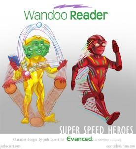 Wandoo Reader Designs