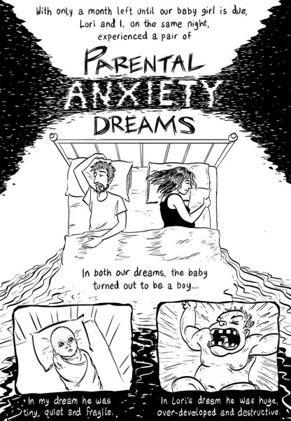 Parental Anxiety Dreams 1