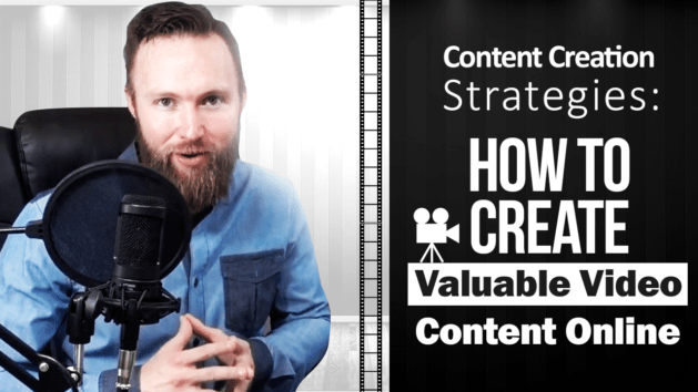 how to create valuable video content